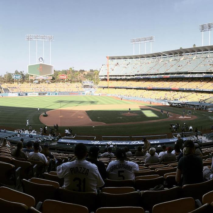 Dodger Stadium, Dodgertown