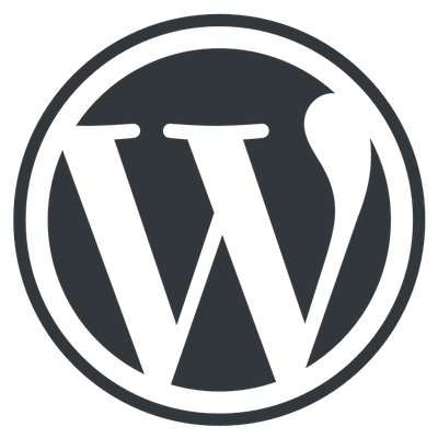 wordpress logo, © wordpress